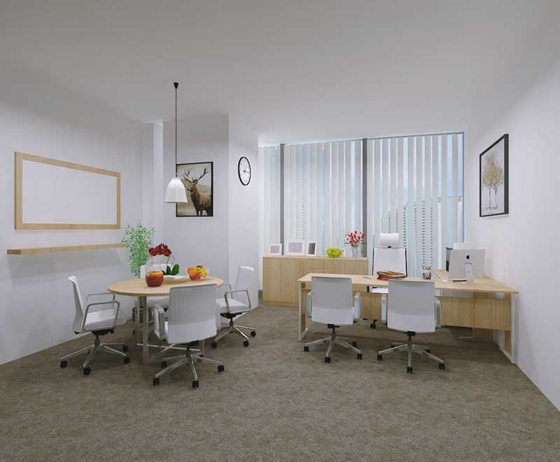 Fiano B Office Jakarta Jakarta Head-Room Minimalis 28866