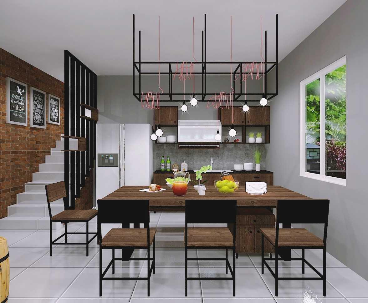 Fiano Ai House Smart Living Jakarta Jakarta Pantry-2 Modern 28886