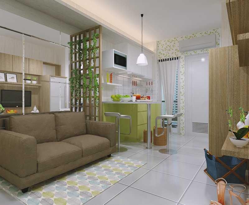 Fiano Ai House Smart Living Jakarta Jakarta Living-Room-View-2 Modern 28888