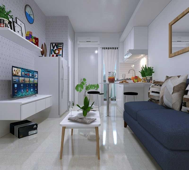 Fiano Ai House Smart Living Jakarta Jakarta Living-Room-View-3 Skandinavia 28889