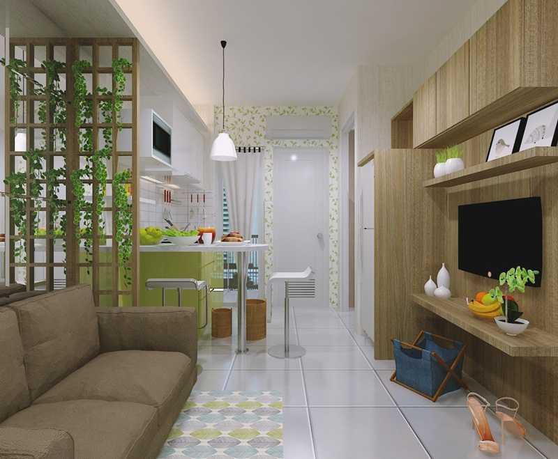 Fiano Ai House Smart Living Jakarta Jakarta Living-Room-View-4- Modern 28890