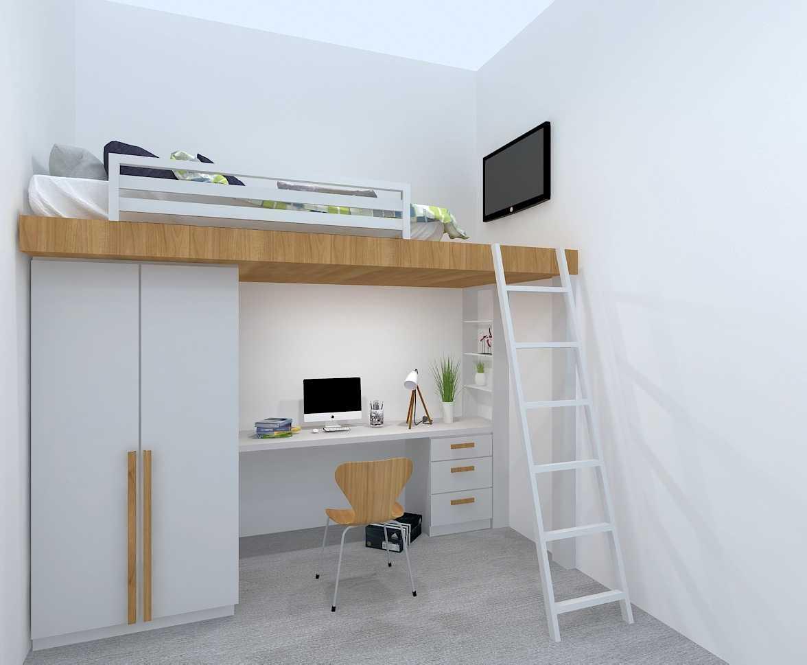Fiano Ai House Smart Living Jakarta Jakarta Bunk-1 Modern 28996