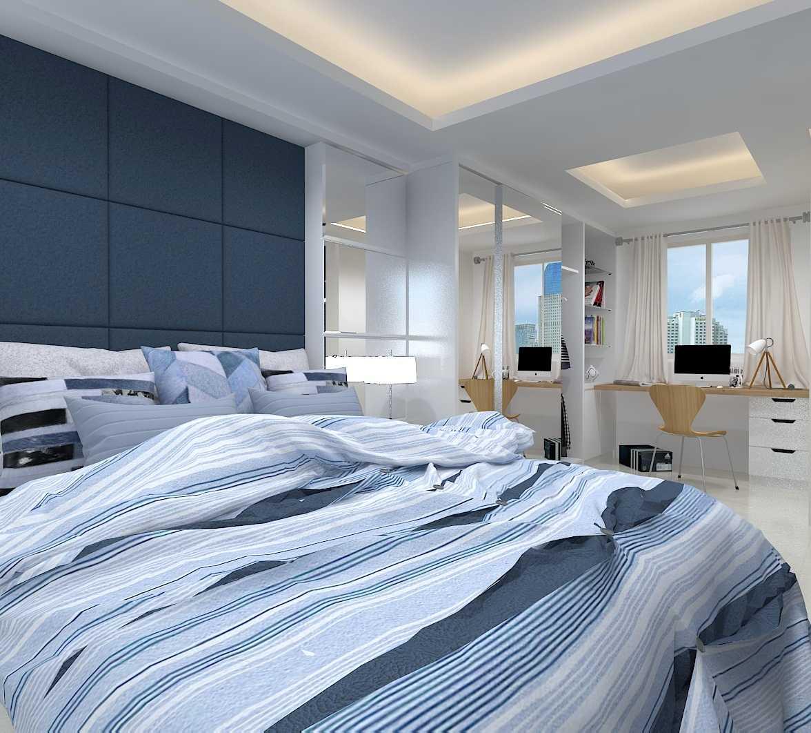 Fiano Ai House Smart Living Jakarta Jakarta Master-Bedroom Modern 28997