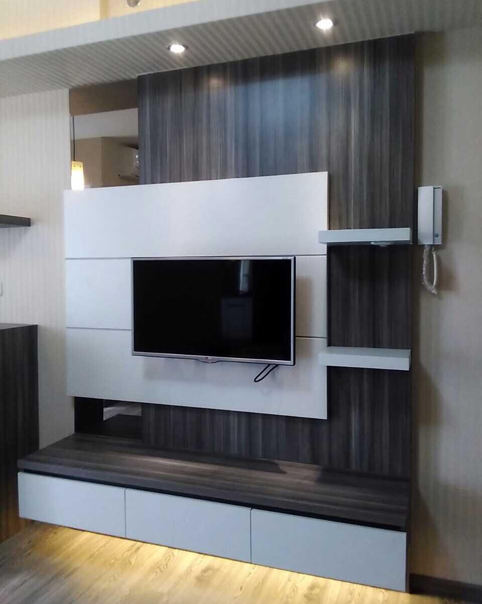 Fiano Modern Apartment Jakarta, Indonesia Jakarta, Indonesia Tv-Panel  31410