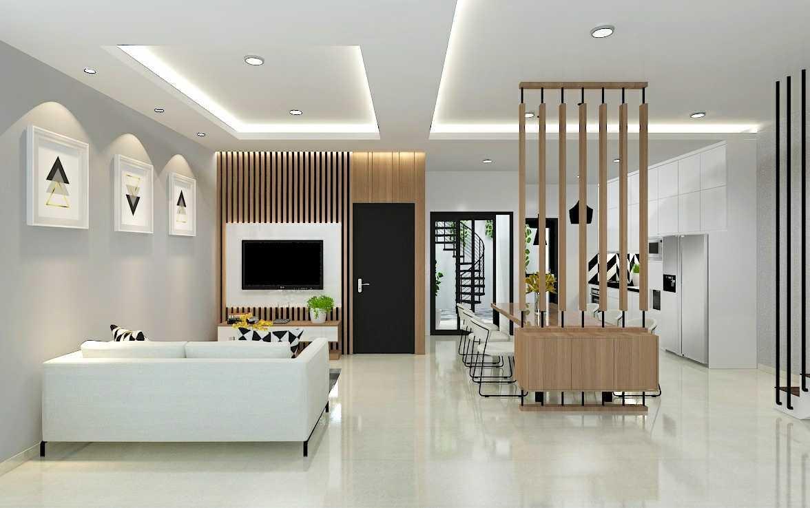 Fiano New Paradiso Modern House Kota Tgr. Sel., Kota Tangerang Selatan, Banten, Indonesia Kota Tgr. Sel., Kota Tangerang Selatan, Banten, Indonesia Fiano-New-Paradiso-Modern-House Modern 53258
