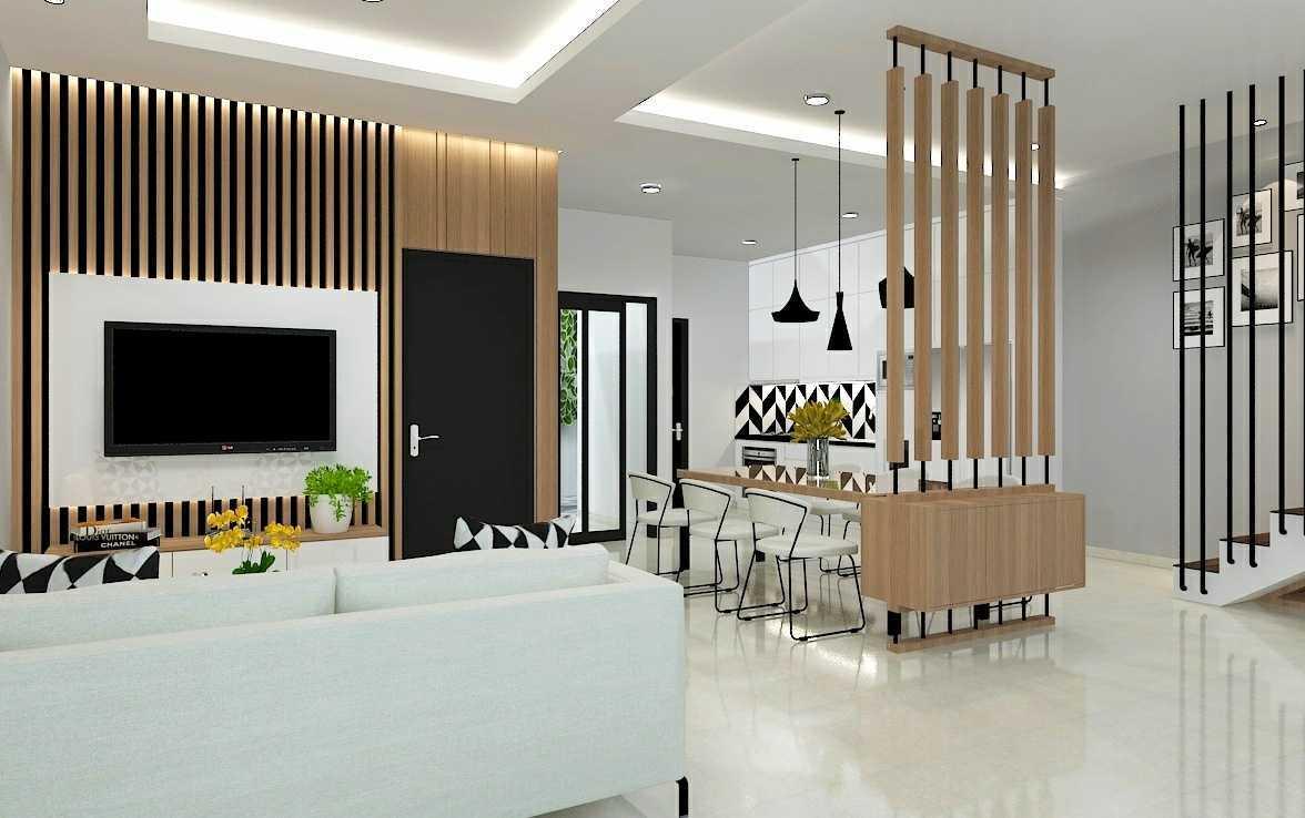 Fiano New Paradiso Modern House Kota Tgr. Sel., Kota Tangerang Selatan, Banten, Indonesia Kota Tgr. Sel., Kota Tangerang Selatan, Banten, Indonesia Fiano-New-Paradiso-Modern-House Skandinavia 53259