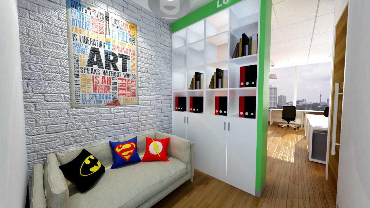 Dimas Satria Ardianda Office Jakarta Jakarta 1-Lounge Minimalis 29603