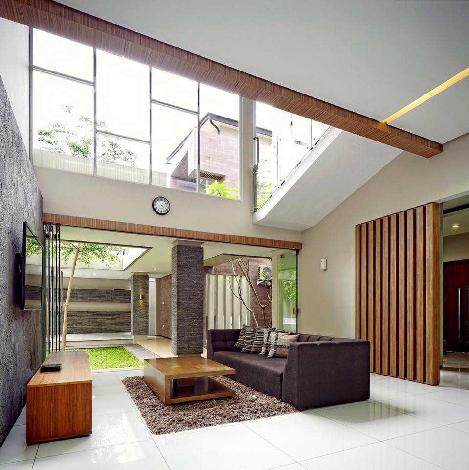 Hbarsitekplus Sagan House Yogyakarta, Indonesia Yogyakarta, Indonesia Family Room  10770