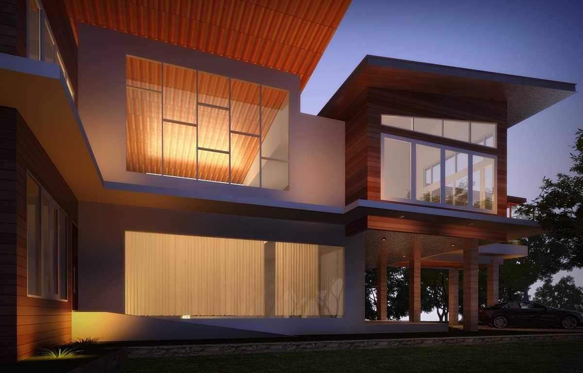Hbarsitekplus Rumah Magelang Magelang Magelang Side View  15467