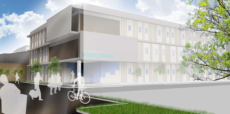 Indera Laksakusuma International Islamic School Jati Asih, Bekasi Jati Asih, Bekasi School Building Modern 23050