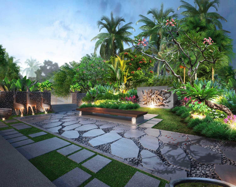 Alash.studiobali Landscape Restaurant  Bali-Indonesia Bali-Indonesia Garden  15072