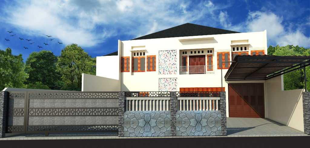 Studio Besar Layung House, Bogor Bogor, Jawa Barat Bogor, Jawa Barat Bogor-House-Thumbnails Minimalis 25976
