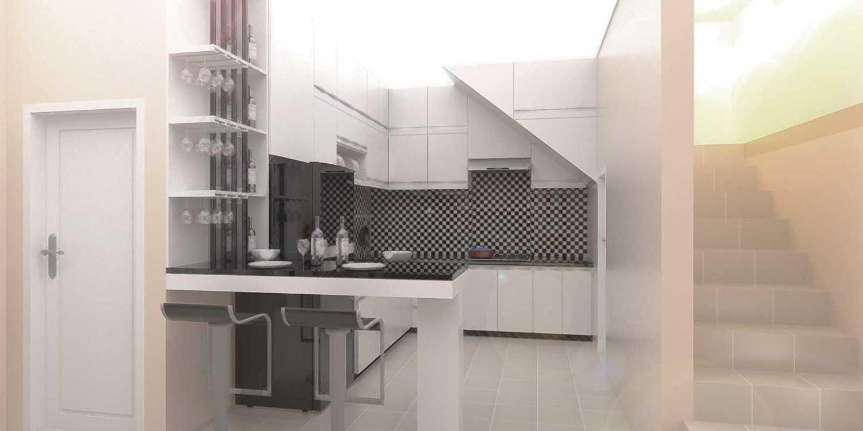 Studio Besar Interior Beji, Depok Beji, Kota Depok, Jawa Barat, Indonesia Depok, Jawa Barat Desain-Interior-Dapur-Rumah-Beji  43957
