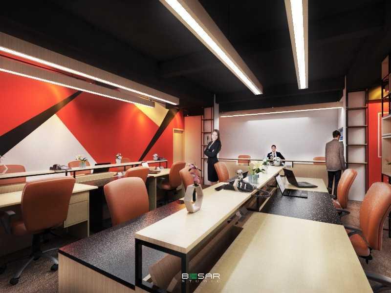 Studio Besar Nusantech Office, Jakarta Jakarta, Daerah Khusus Ibukota Jakarta, Indonesia Jakarta, Daerah Khusus Ibukota Jakarta, Indonesia Working Area Modern 50800