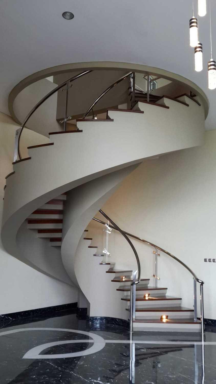Paulus Adi Budianto Rumah Tinggal Semarang Semarang Stairs Klasik,minimalis 18883