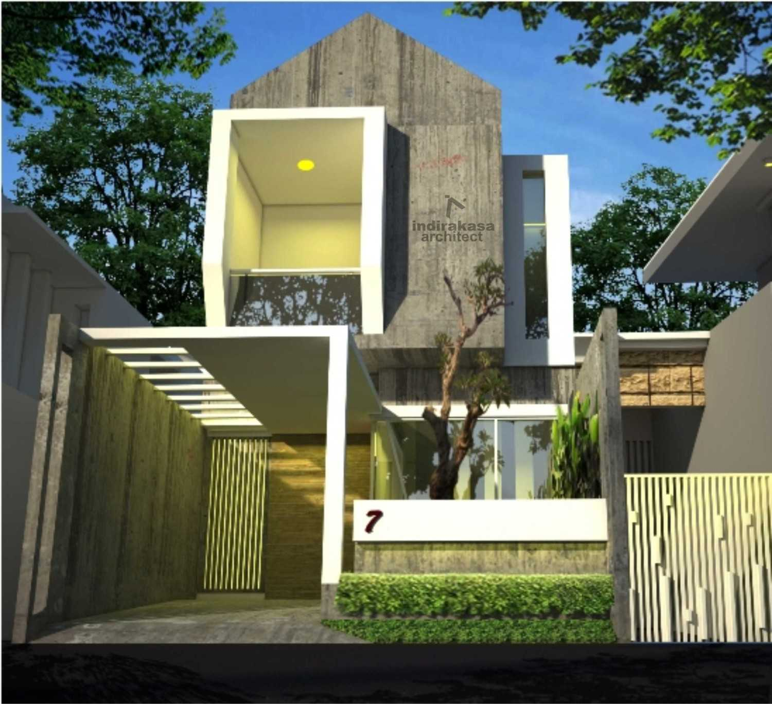 Jasa Design and Build Aditya Wijaya / Studio indirakasa di Sidoarjo