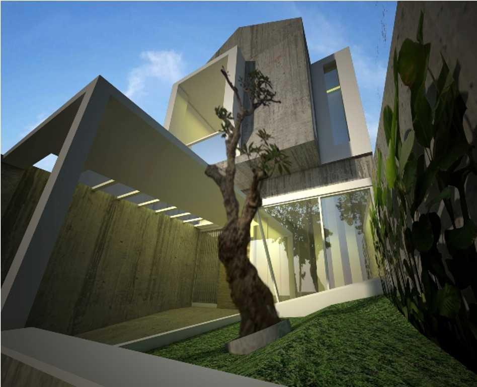 Aditya Wijaya / Studio Indirakasa  A House  Sidoarjo Sidoarjo Sidoarjo Small Garden Kontemporer 16166