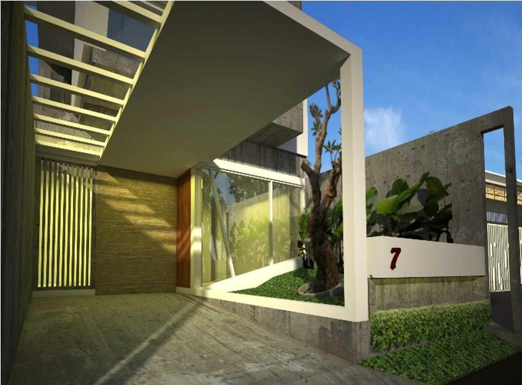 Aditya Wijaya / Studio Indirakasa  A House  Sidoarjo Sidoarjo Sidoarjo Garasi Mobil Kontemporer 16167