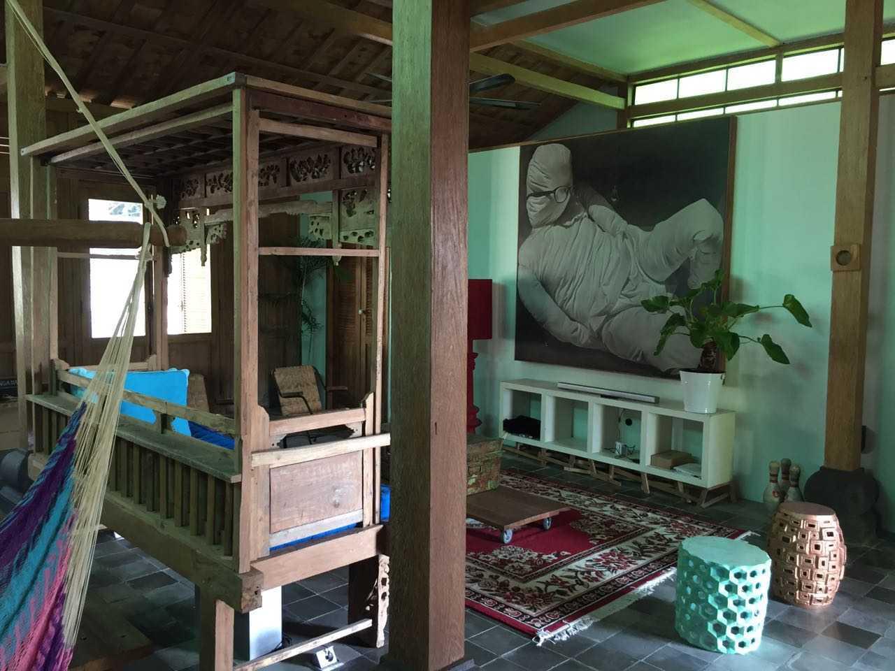 Aditya Wijaya / Studio Indirakasa Bangunjiwo House Yogyakarta Yogyakarta Img-20170726-Wa0023 Klasik 38704