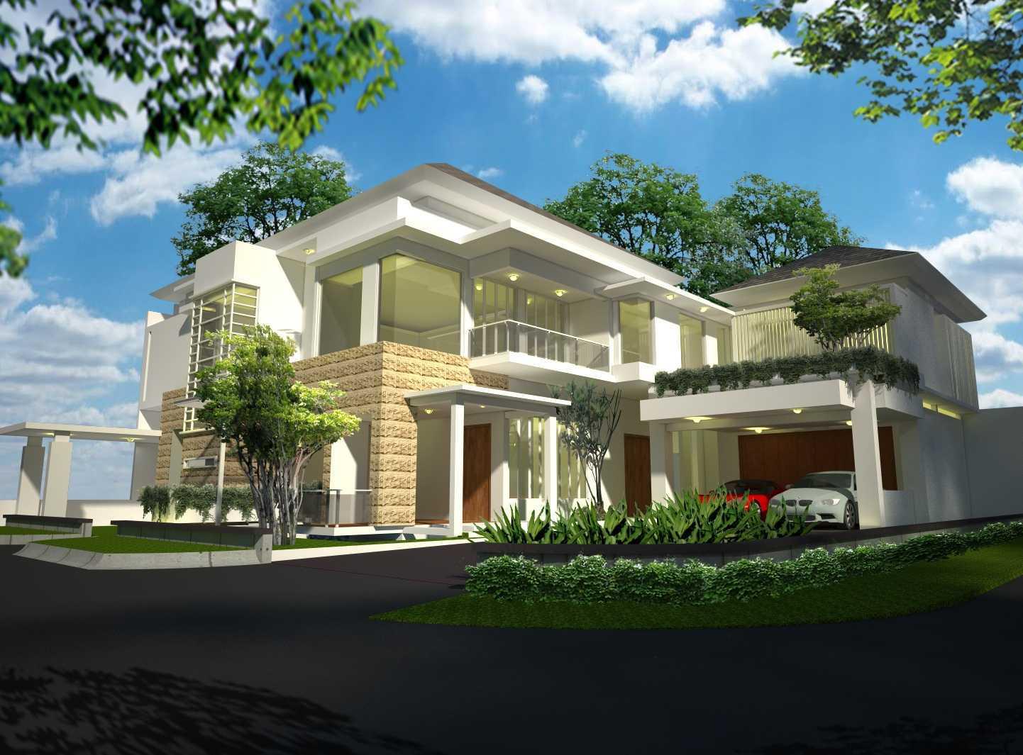 Aditya Wijaya / Studio Indirakasa Lejok House Yogyakarta Yogyakarta Front View  16812