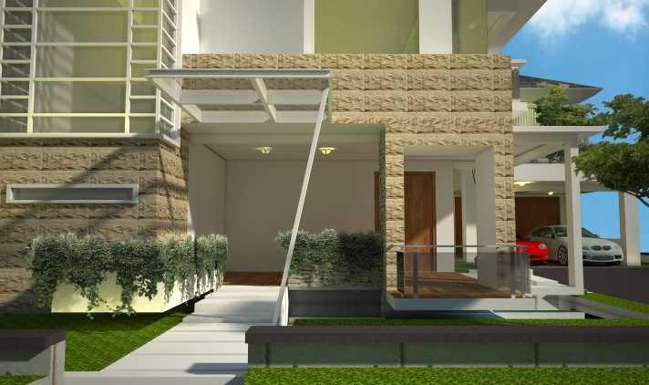 Aditya Wijaya / Studio Indirakasa Lejok House Yogyakarta Yogyakarta Front Area  16815