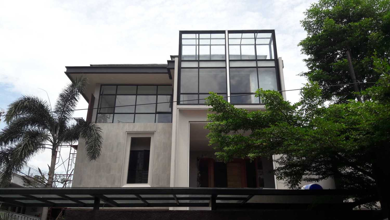 Pt Alradista Desain Indonesia A.w House, Tebet Tebet Jakarta Tebet Jakarta Exterior Detail Kontemporer 14575