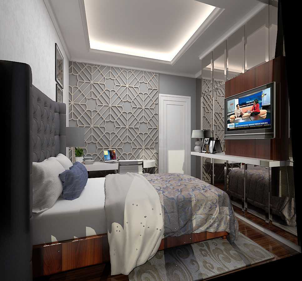 Alradistadesign Senopati Penthouse, Jakarta Senopati Jakarta Senopati Jakarta Bedroom  12886