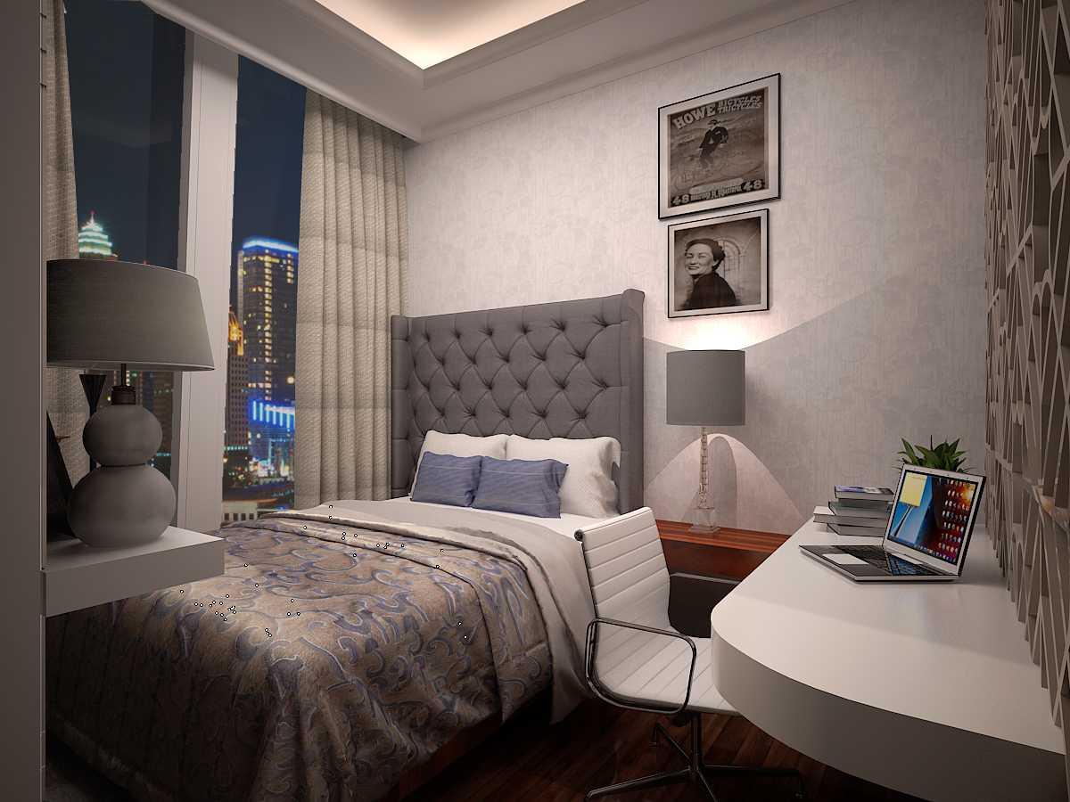 Alradistadesign Senopati Penthouse, Jakarta Senopati Jakarta Senopati Jakarta Bedroom  12887