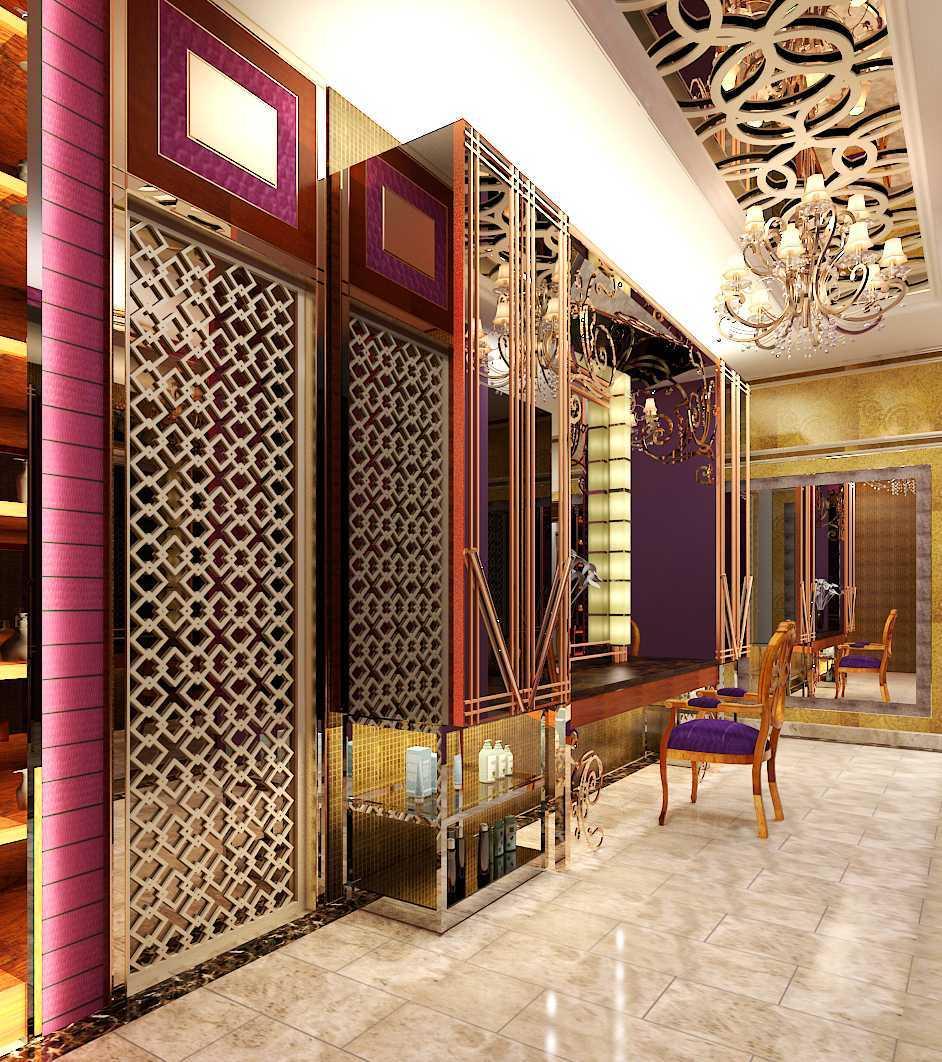 Alradistadesign Senopati Penthouse, Jakarta Senopati Jakarta Senopati Jakarta Salon  12892