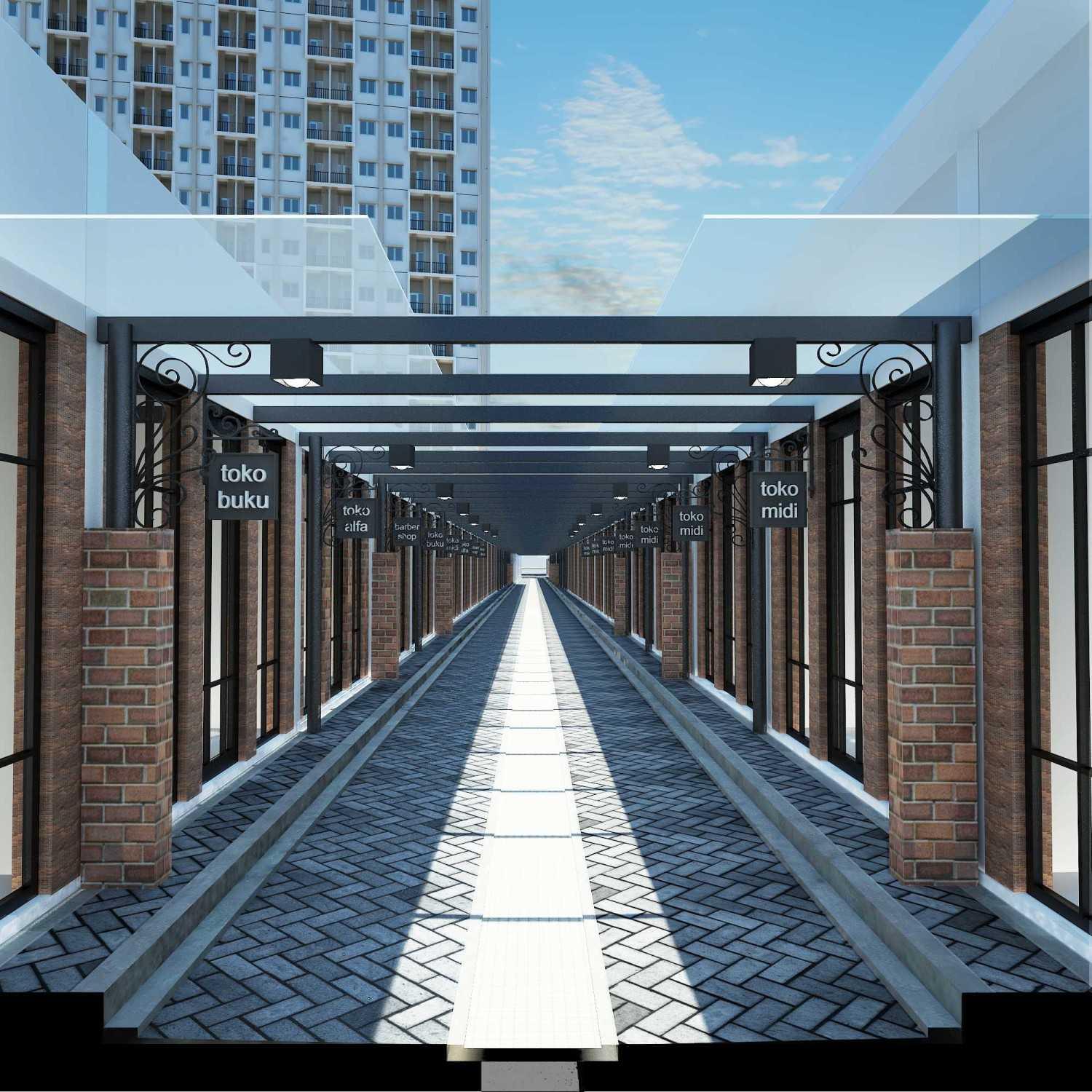 Pt Alradista Desain Indonesia Sawo Market, Depok Depok Depok Sawomarket Corridor Modern 11935