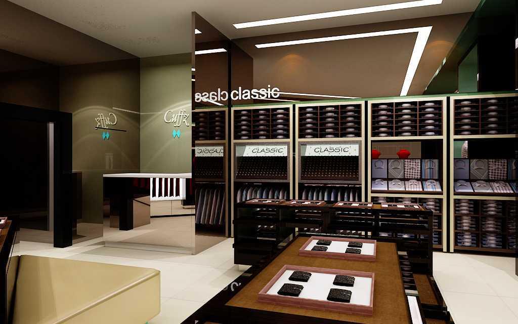 Alradistadesign Cuffz Store, Jakarta Jakarta Jakarta Inside The Store Modern 12829