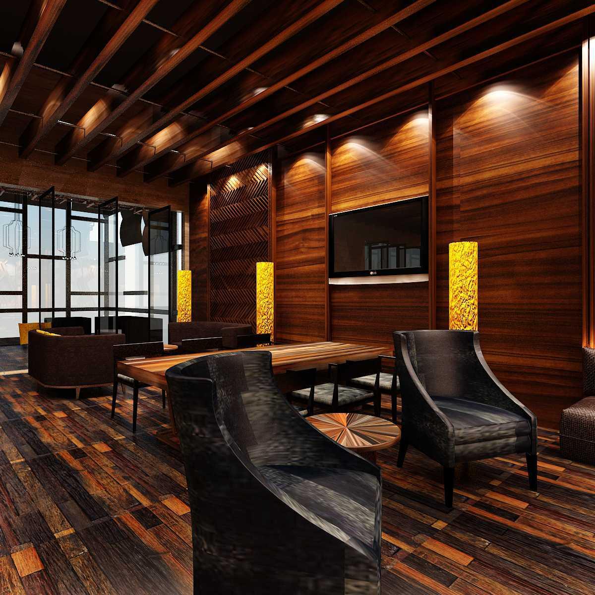 Pt Alradista Desain Indonesia Camar Lounge Pantai Indah Kapuk Pantai Indah Kapuk Lounge Contemporary 24229