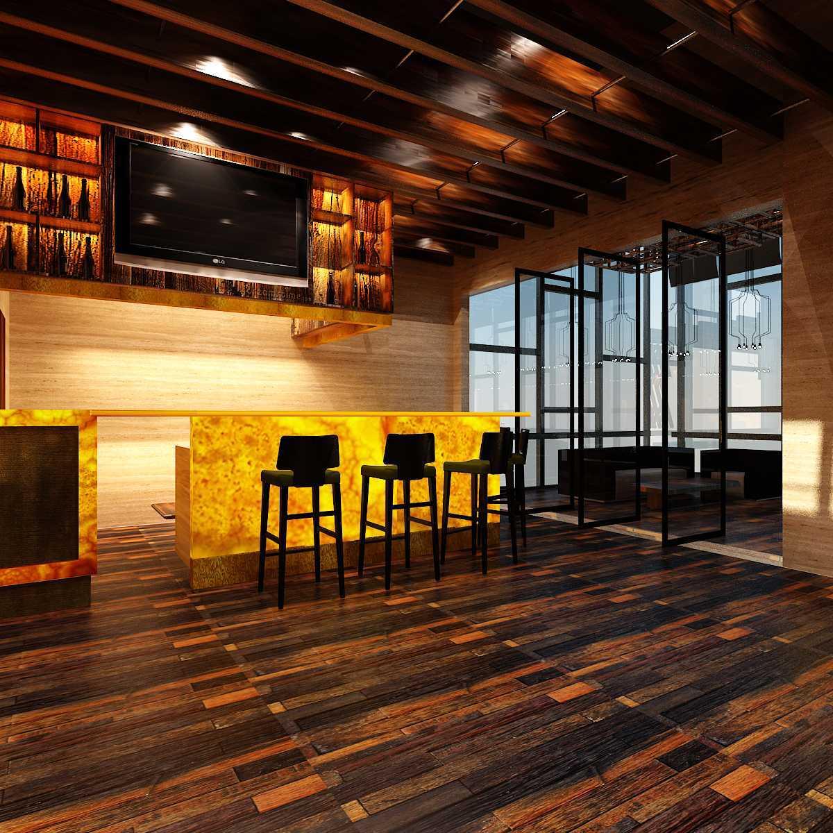 Pt Alradista Desain Indonesia Camar Lounge Pantai Indah Kapuk Pantai Indah Kapuk Bar Area  24231
