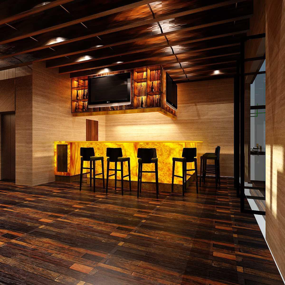Pt Alradista Desain Indonesia Camar Lounge Pantai Indah Kapuk Pantai Indah Kapuk Bar Area  24233
