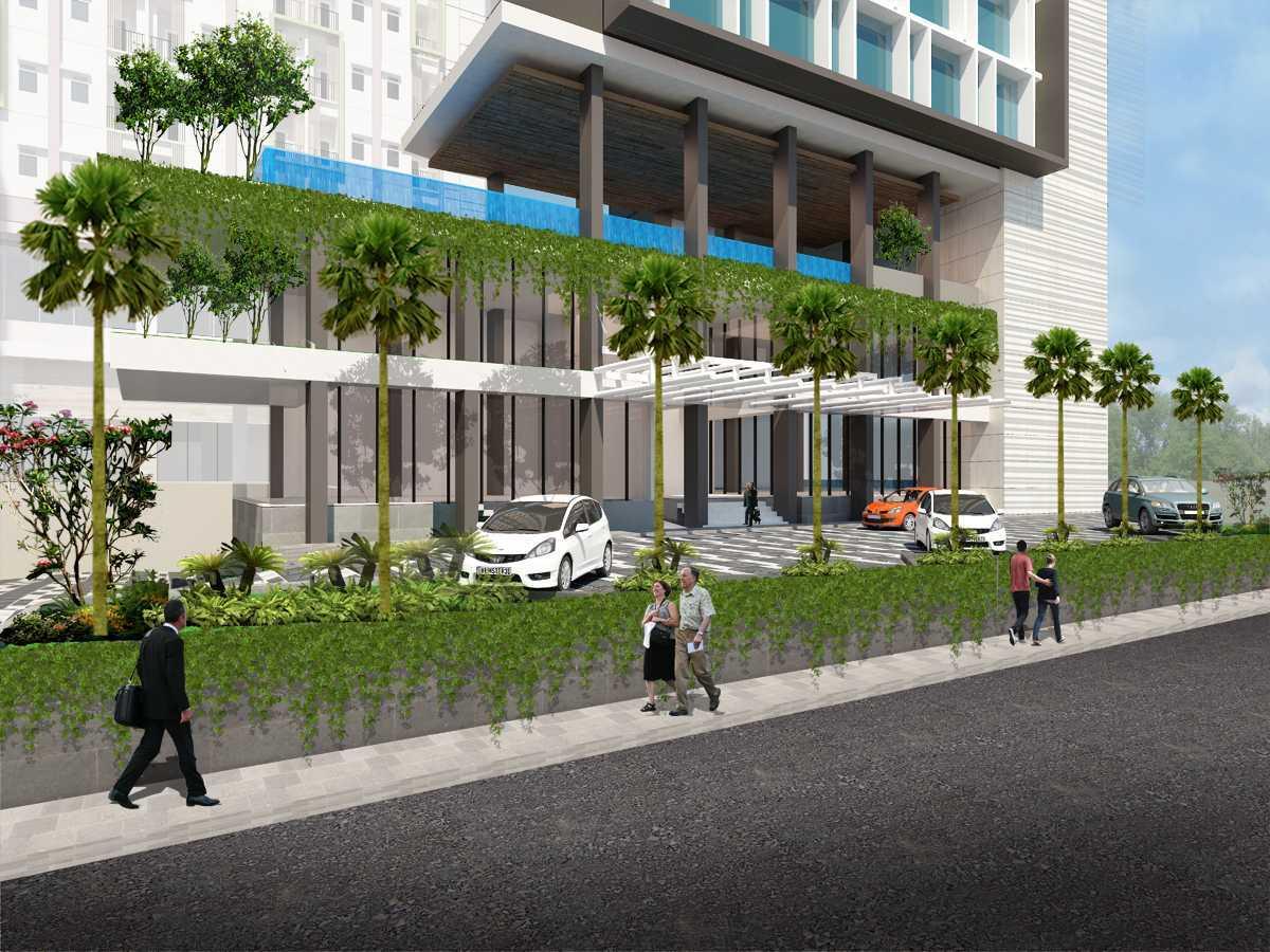 Pt Alradista Desain Indonesia Depok Hotel Depok Depok Front View  26016