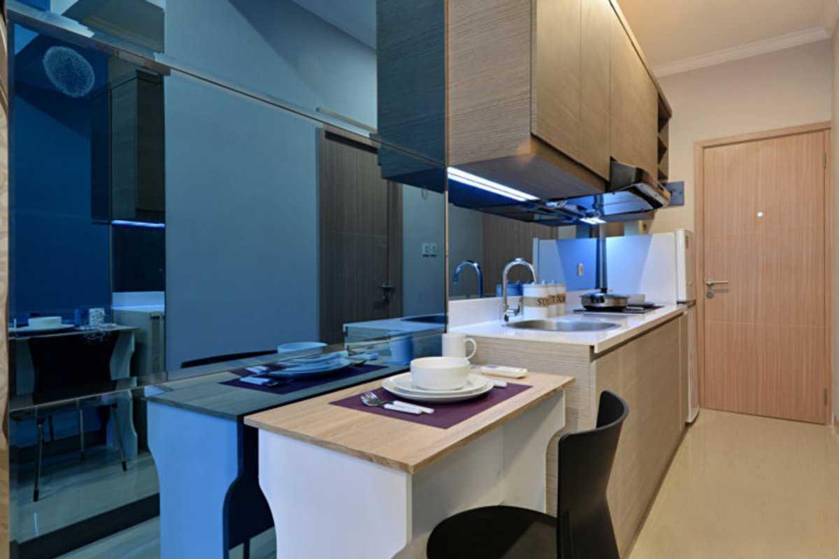Alradistadesign Show Unit Apartemen Depok Depok Depok Kitchen Modern 29599