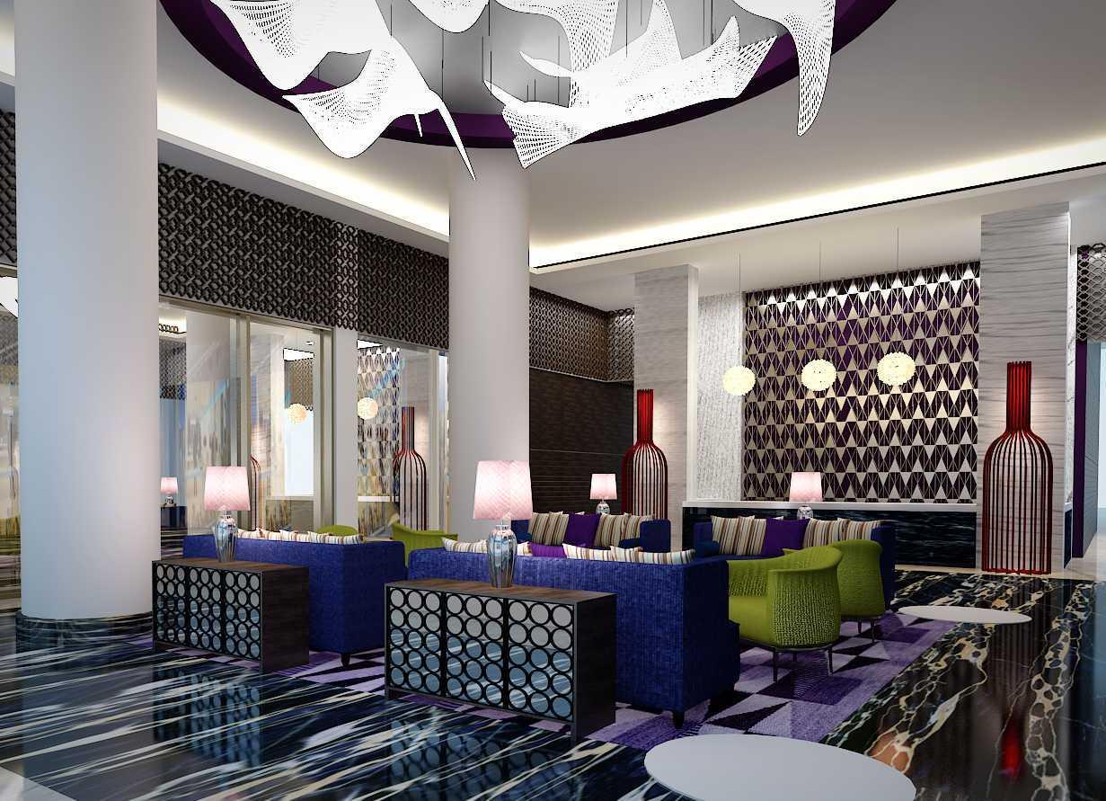 Alradistadesign Hotel & Apartment Kemang Jakarta Selatan, Kota Jakarta Selatan, Daerah Khusus Ibukota Jakarta, Indonesia  Lounge Modern 37941
