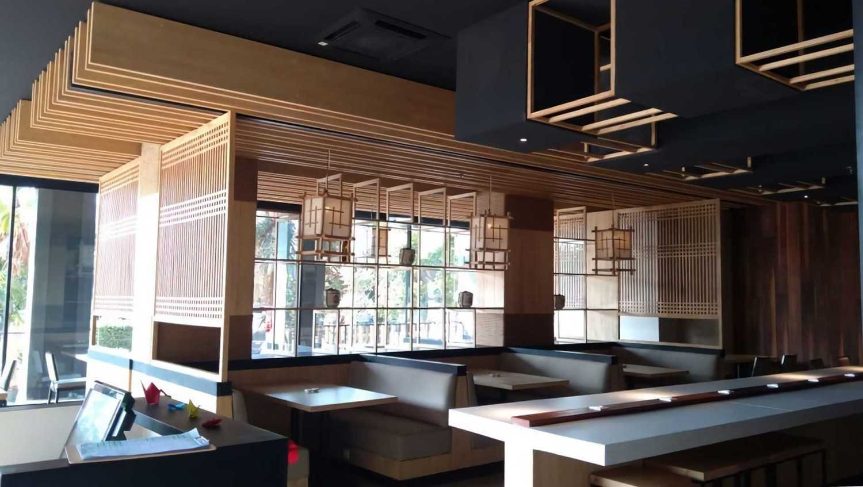 Pt Alradista Desain Indonesia Japanese Restaurant, Cikarang Cikarang, Bekasi, Jawa Barat, Indonesia Cikarang, Bekasi, Jawa Barat, Indonesia Dining Area  46564