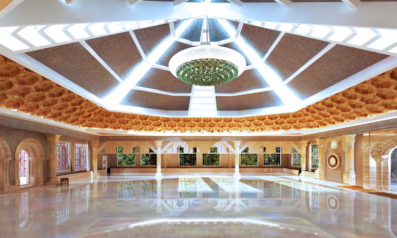 Rinto Katili Al - Azhar Mosque 2 Depok Depok Masjid-Alalzhar-2Depok-Indonesia-4 Kontemporer 33678