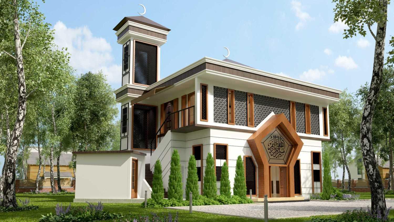 Rinto Katili Masjid  Al_Azhar 1   Exterior View 2 Kontemporer 32625