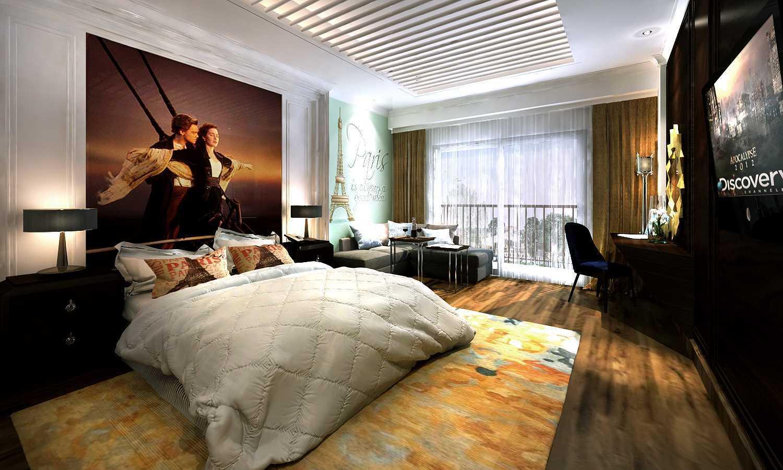 Rinto Katili, S.s.n, M.m Batam The Scene - Contemporary Batam City, Riau Islands, Indonesia Batam City, Riau Islands, Indonesia Hotel-Unit-Type-Studio-36M2Modern-Classic-France-Contemporary Kontemporer 32781