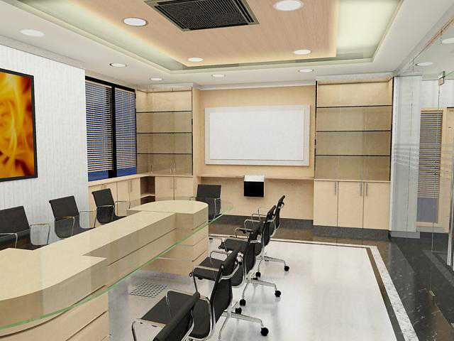 Rinto Katili General Manager Room At Pln Gambir Jakarta, Indonesia Jakarta, Indonesia Ruang-General-Managerpln-Gambir-1 Modern 33655