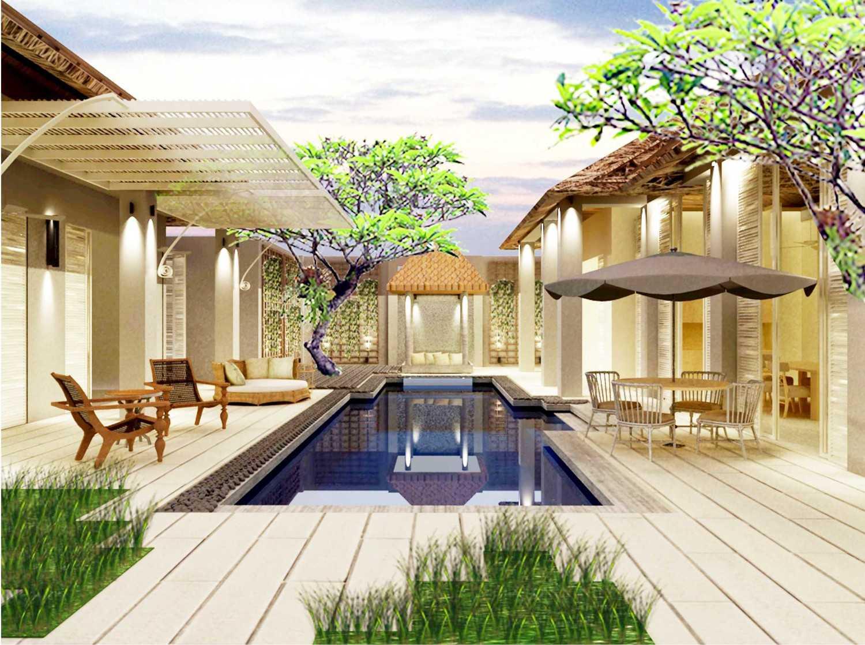 Foto inspirasi ide desain kolam tradisional Swimming pool oleh Rinto Katili di Arsitag