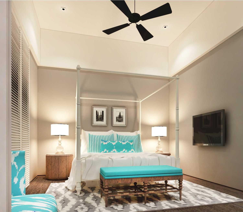 Foto inspirasi ide desain kamar tidur tradisional Master bedroom oleh Rinto Katili di Arsitag
