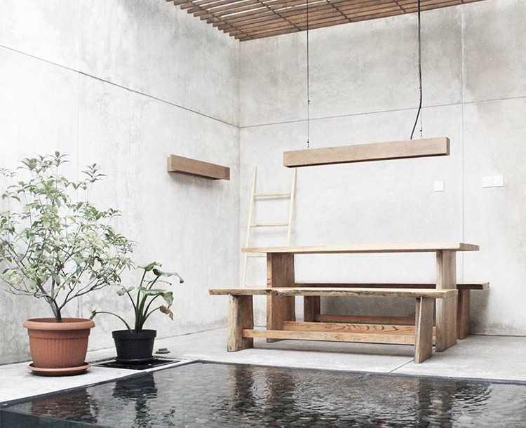 Foto inspirasi ide desain ruang makan skandinavia Dining area oleh Adrian Eka di Arsitag