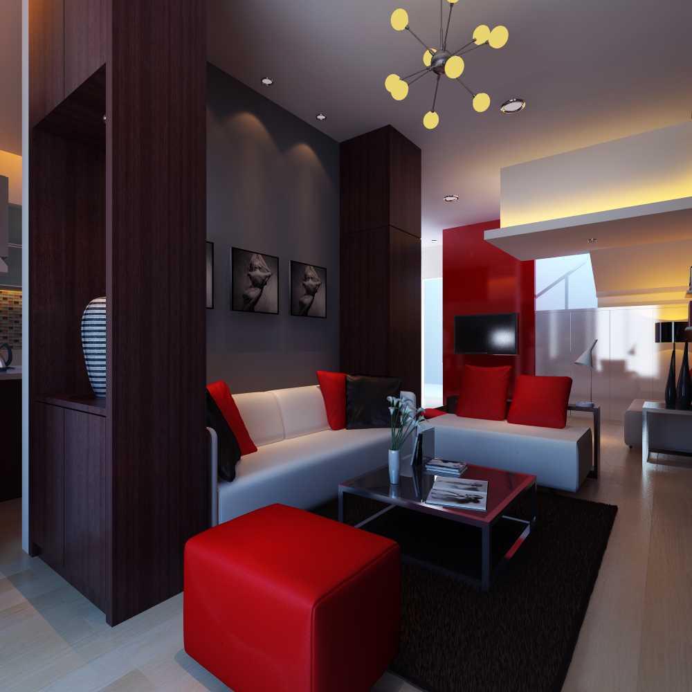 Meili Darmasetiawan Menteng Dalam Interior Tebet, Menteng Dalam Jakarta  Tebet, Menteng Dalam Jakarta  Guest-Room Modern 13221