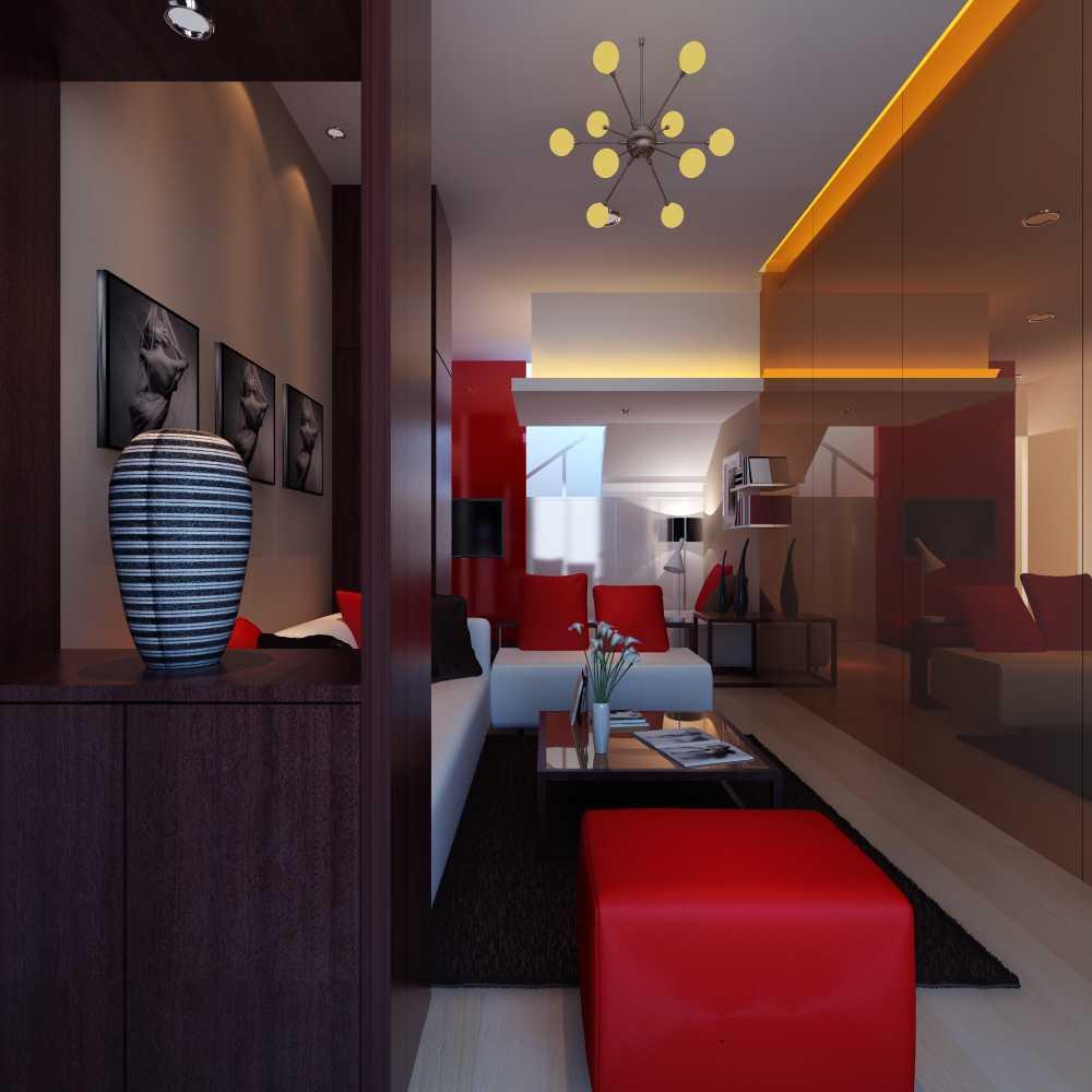 Meili Darmasetiawan Menteng Dalam Interior Tebet, Menteng Dalam Jakarta  Tebet, Menteng Dalam Jakarta  Guest Room Modern 13222