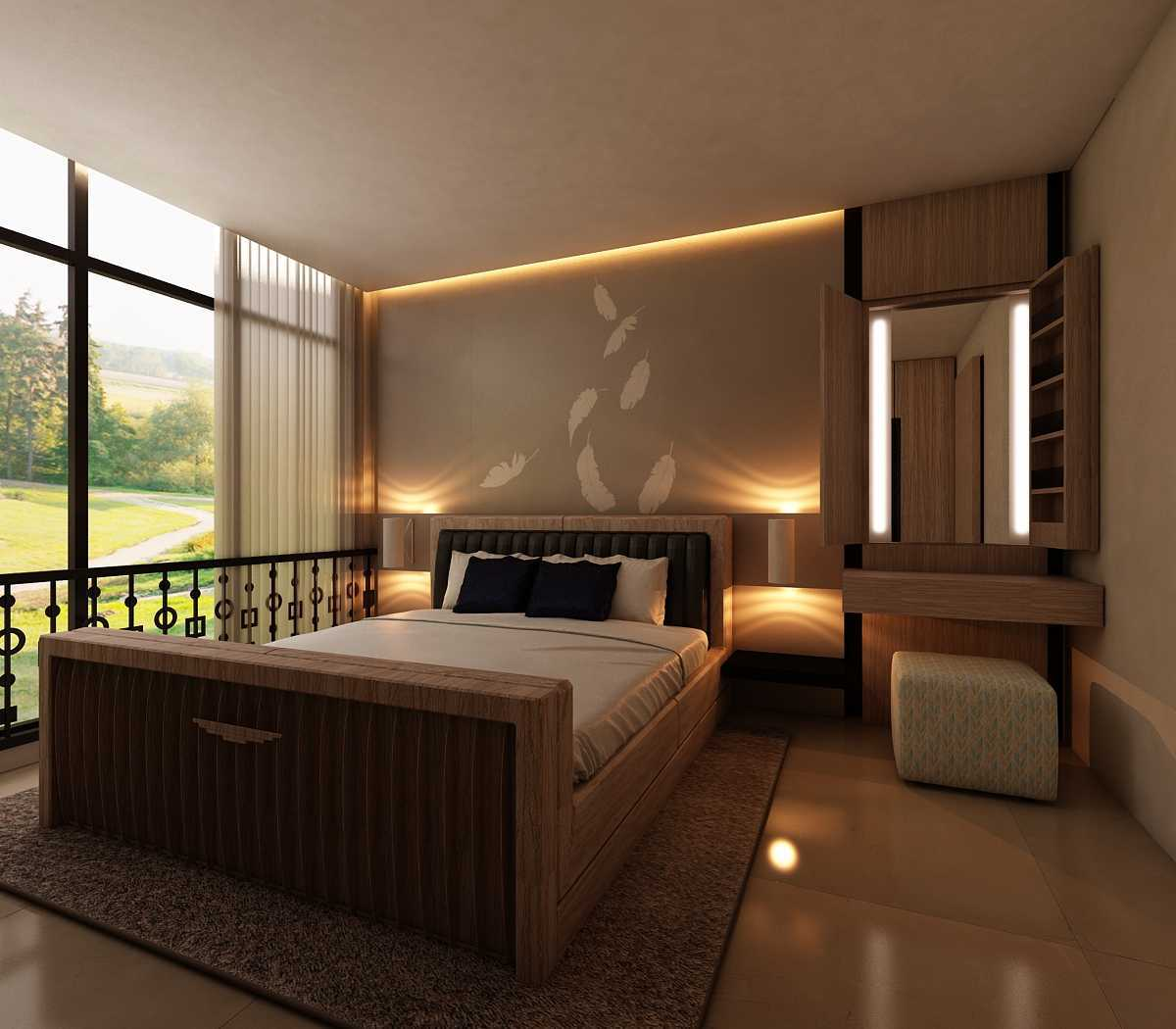 Meili Darmasetiawan Summerbliss Residence Lippo Cikarang Bekasi Lippo Cikarang Bekasi 3D-Kamar-Tidur-Utama-Vw Modern 13791