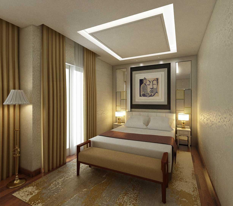 Meili Darmasetiawan Lotus Residence  Grand Galaxy City Bekasi Grand Galaxy City Bekasi 3D-Kamar-Utama-View-1 Modern 14092