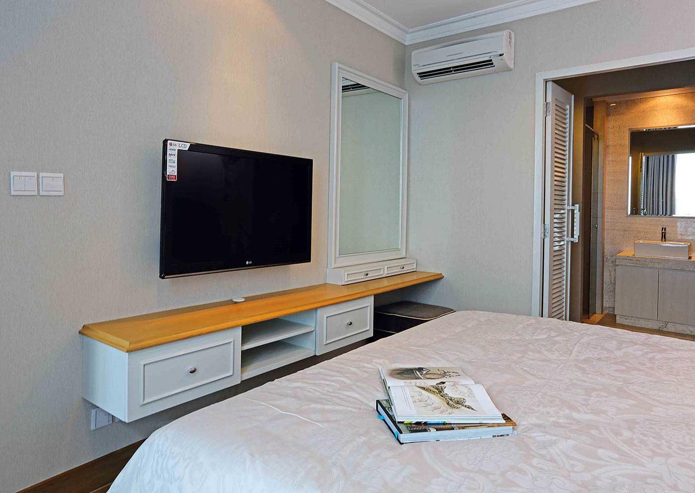 Yasinta Tri Wasiati Apartment Residence 8  Senopati Jakarta Jakarta Bedroom  12834